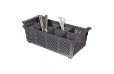 Wareshine 8 Compartment Cutlery Basket